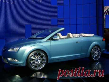 Ford Focus Vignale Concept 2004
