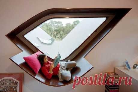 Укромные места отдыха в доме — Идеи ремонта