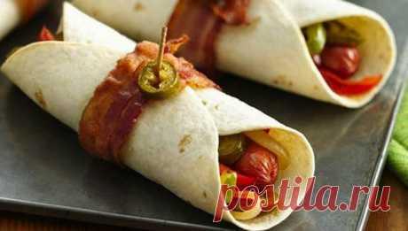 ТОП 10 лайфхаков, как сделать бутерброд интересным: отойти от классики.