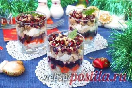 Веррины с курицей и гранатом рецепт с фото, как приготовить на Webspoon.ru