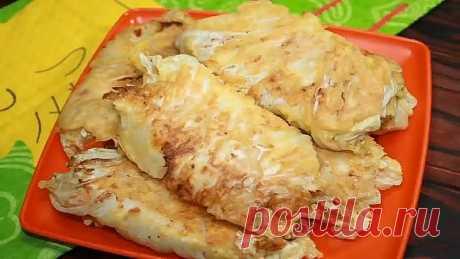 Два рецепта из Пекинской капусты! Вам точно они придутся по душе!