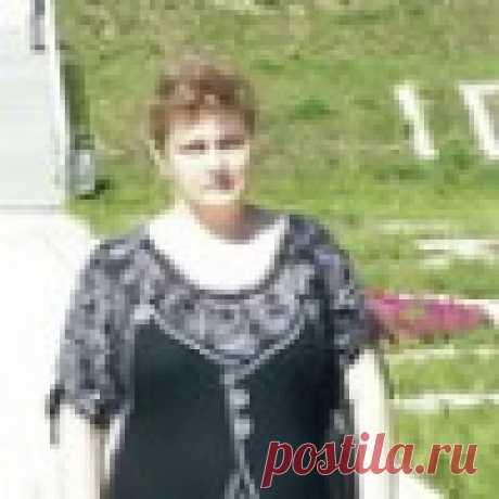 Жанна Тарасова