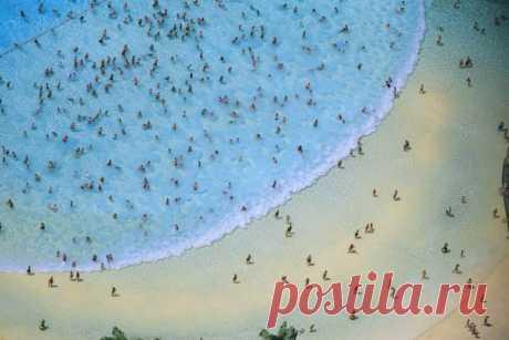 Фотографии, снятые с заоблачной высоты — Вокруг Мира