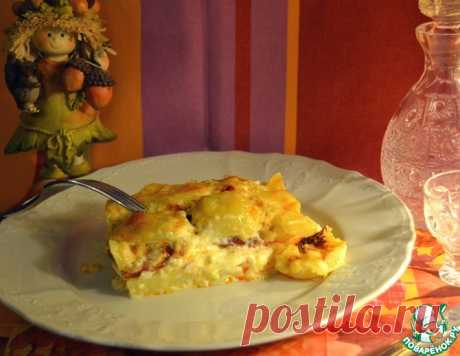 Картофель по-французски на словацкий способ – кулинарный рецепт