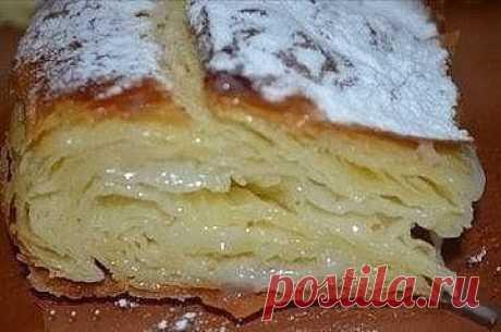 Как приготовить очень вкусный египетский пирог - рецепт, ингредиенты и фотографии