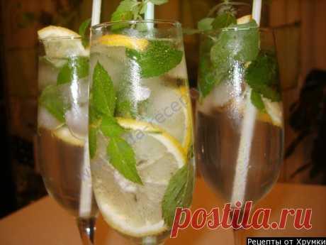 Домашний лимонад лучшие рецепты из лимонов, имбиря, апельсинов; фанта, мохито