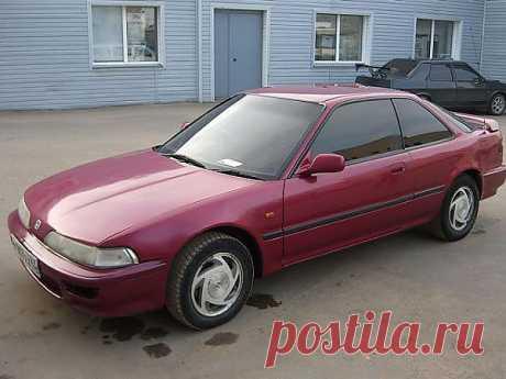 Хонда Интегра 1991 год
