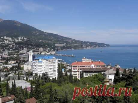 Курортный сезон-2018 в Крыму: всё об отдыхе в Ялте и на ЮБК - МК Крым