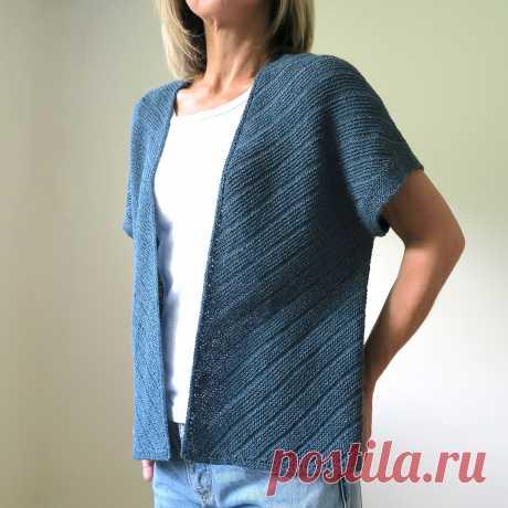 Ravelry: Tailfeather pattern by Heidi Kirrmaier