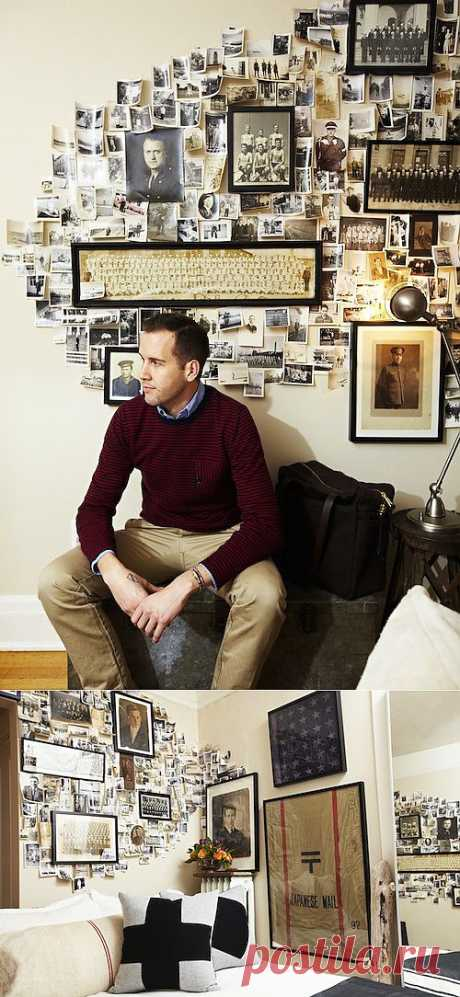 В рамках и не только / Декор стен / Модный сайт о стильной переделке одежды и интерьера