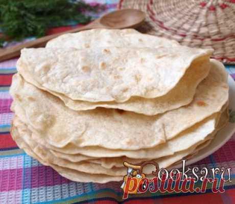Мексиканская тортилья фото рецепт приготовления