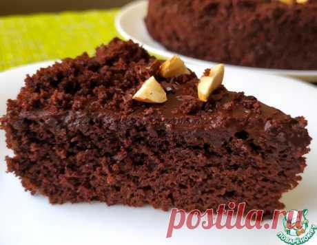 Влажный шоколадный пирог без яиц – кулинарный рецепт
