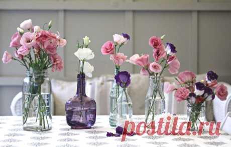 Цветочный декор своими руками. Искусственные цветы в интерьере