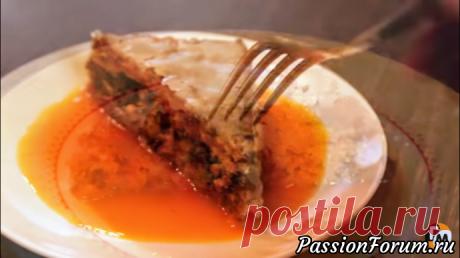 Морковный торт - дешево, вкусно, полезно! - запись пользователя Голодный Мужчина (Сергей) в сообществе Болталка в категории Кулинария