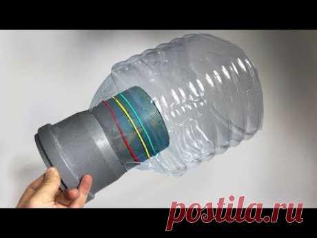 Такое не продается! Идея из 5 литровой пластиковой бутылки /своими руками