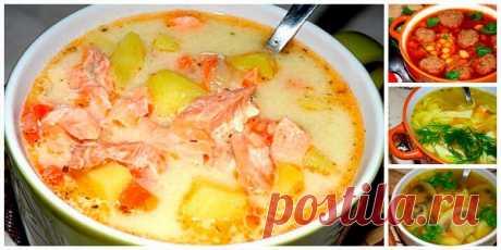 10 самых вкусных ароатных супов. Готовте на здровье - Скатерть-Самобранка - медиаплатформа МирТесен
