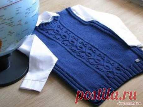 (2) КЛУБ МОДНОГО ВЯЗАНИЯ спицами и крючком - Knitting & Crochet