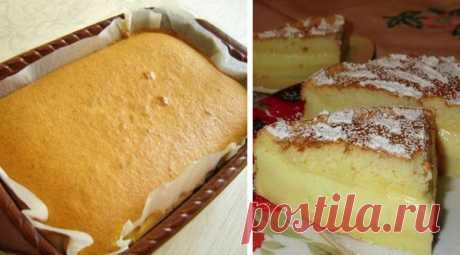 Самое умное и очень вкусное пирожное! Что может быть вкуснее и загадочней десерта, чем домашнее умное пирожное? Пошаговый рецепт этого пирожного воплотит все ваши сладкие фантазии в реальность!