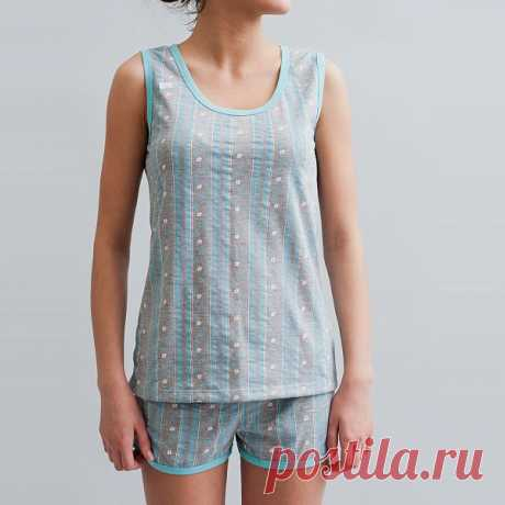 Спокойный и комфортный сон в пижаме фирмы Modena ― Одежда для Вас