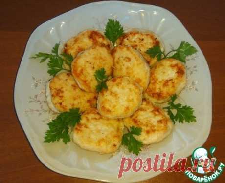 Белковые котлеты – кулинарный рецепт