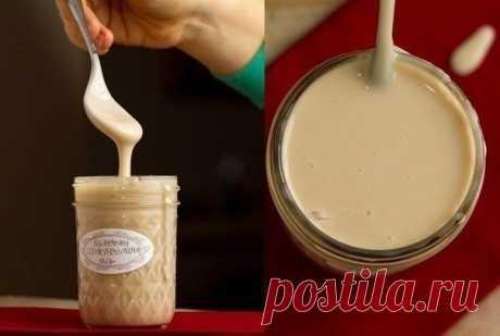 Готовим домашнее сгущенное молоко