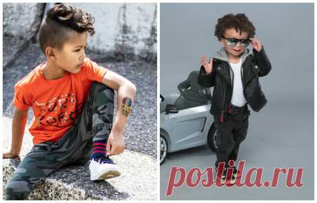 Top 8 Trends of Boys Fashion 2020: Best ideas for kids clothes 2020 (55 Photos+Videos) The good news about modern fashion industry is that the designers try to push away all the boundaries. Boys fashion 2020 is no exception in this noble mission.