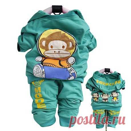Детский костюм из двух предметов