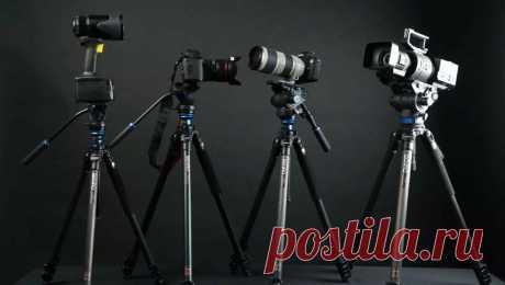 Выбор штатива для фотографа-новичка. Что стоить купить, а что будет пустой тратой денег? | Рекомендательная система Пульс Mail.ru