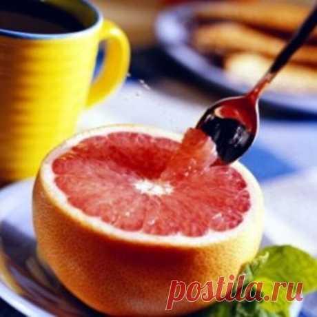 О лечебных свойствах грейпфрута | ПолонСил.ру - социальная сеть здоровья