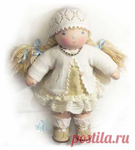 Создание вальдорфской куклы