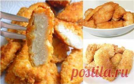 10 вкуснейших блюд из курицы | Хитрости жизни