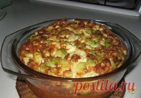 Теперь это мое любимое летнее блюдо!  Ингредиенты: кабачки или цукини — 2 штуки. картофель – 4 средние шт. помидоры – 3 шт. лук – 1 большая луковица.  Рекомендуем ПОДПИСАТЬСЯ!
