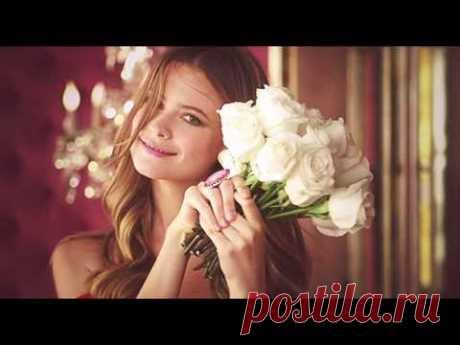 Ты - прекрасная, нежная женщина... Красиво о любви. Стихи Эдуарда Асадова