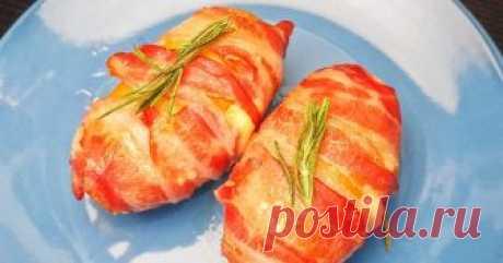 Картофель в беконе, запеченный в духовке: пошаговый рецепт с фото Блог о косметике и красоте, кулинарии и полезных покупках в интернете.