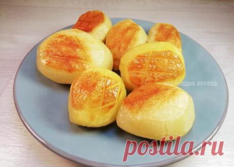 """Картофель """"Отмороженный"""" — открыла для себя этот рецепт приготовления картошки в духовке недавно, и он очень полюбился мне   Коллекция Вкусов   Яндекс Дзен"""