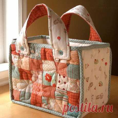 сумка - короб