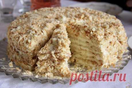 Торт «Минутка» без выпечки — Sloosh – кулинарные рецепты