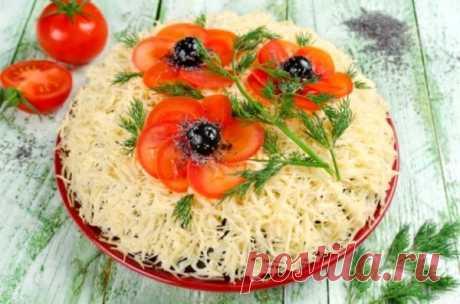 Весеннее настроение: самые красивые варианты оформления блюд к 8 марта - Четыре вкуса - медиаплатформа МирТесен