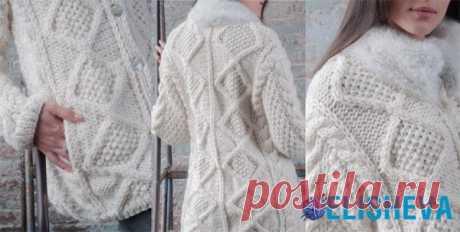 Модное зимнее вязание от Vogue Knitting, Winter 2015/16 Fashion Preview