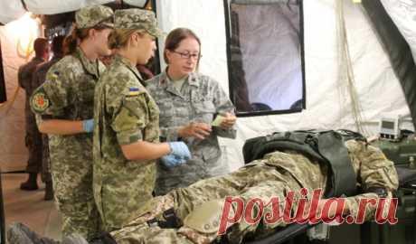 «Доставлен в госпиталь» – на Луганщине местные наваляли...