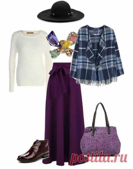 Мода и стиль: Бохо-стиль в элегантном возрасте