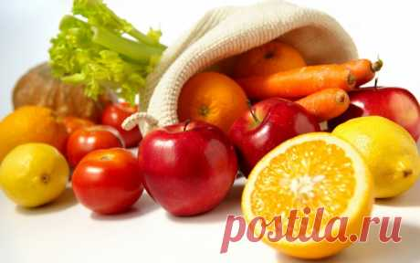 Избавляемся от последствий химической обработки на овощах и фруктах