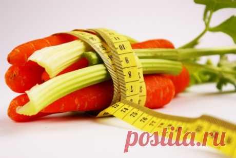 Экспресс-диета в 4 шага! - Счастливые заметки