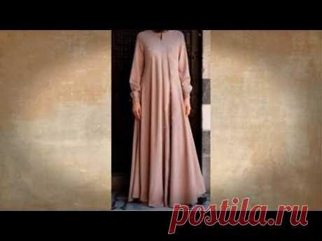 как скроить платье бохо