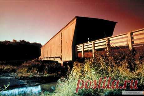 Роберт Джеймс Уоллер. Мосты округа Мэдисон (1992) | Книжная полка | Яндекс Дзен