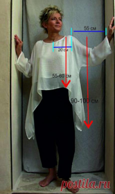 Подборка выкроек в стиле бохо   ВЫКРОЙКА ПЛАТЬЯ-МАКСИ ИЗ ЛЬНА Макси-платье с круглой, немного расширенной, горловиной, боковые швы в области низа скошены, что придает платью оригинальность.  Для моделирования нам понадобится выкро…