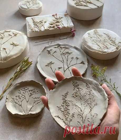 Необычная керамика - Сам себе мастер - медиаплатформа МирТесен