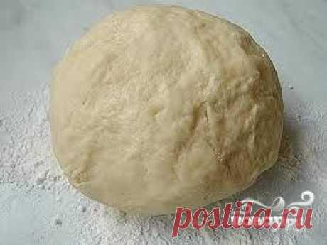 Тесто для курника на кефире - пошаговый кулинарный рецепт на Повар.ру