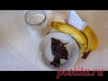 Кунжутное смузи (улучшенный рецепт)