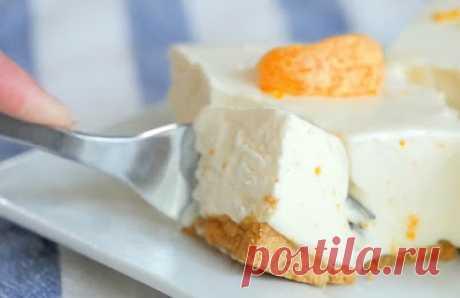 Этот десерт без выпечки станет коронным блюдом на твоем весеннем пикнике!